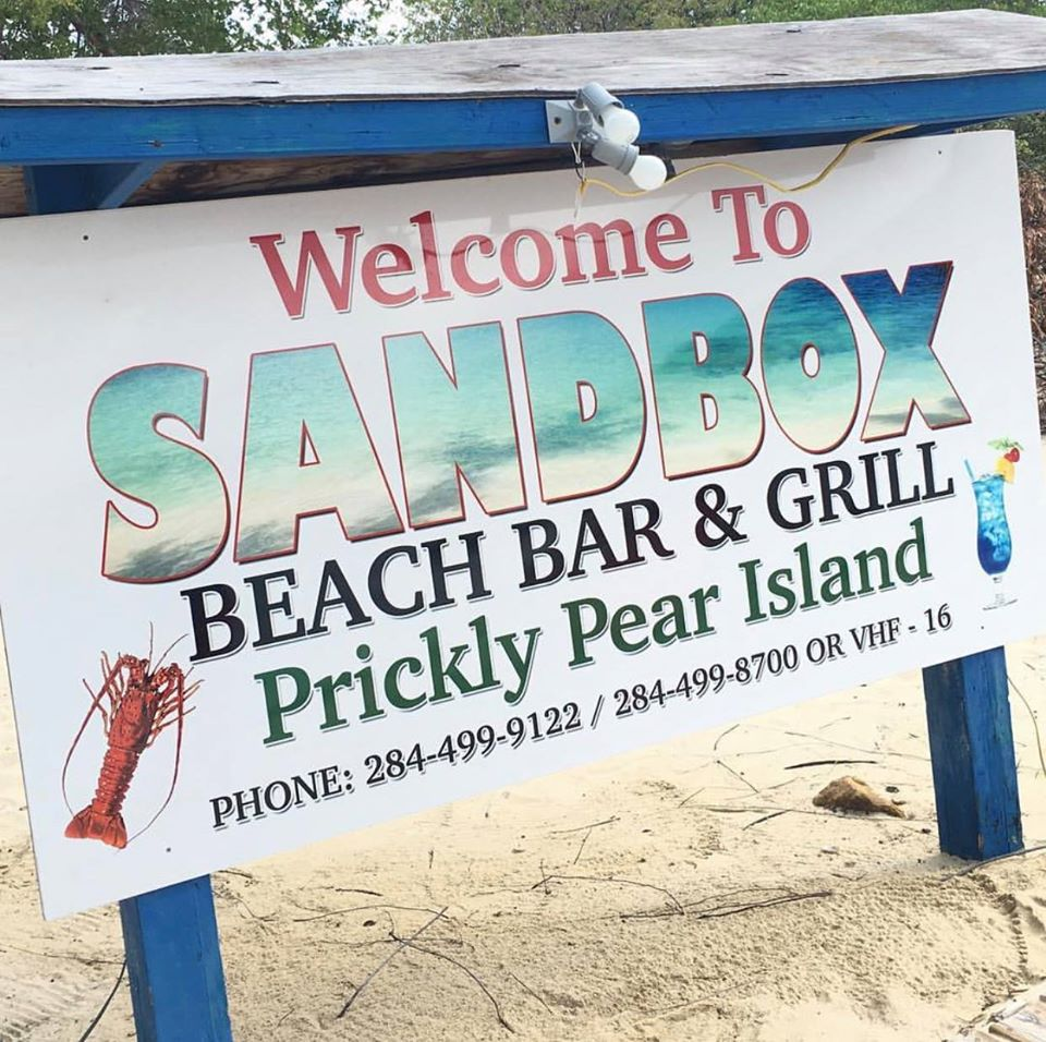Sandbox Beach Bar & Grill