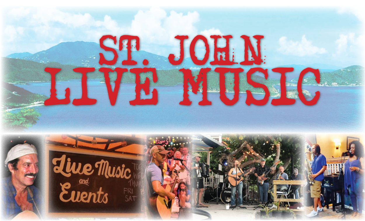 St John Live Music & Special Events